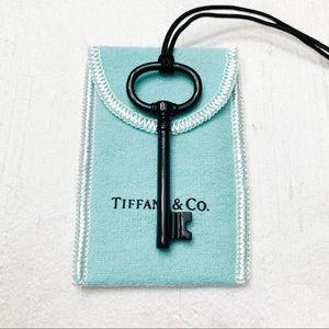 Tiffany & Co. Tiffany Keys Black Bone China Key